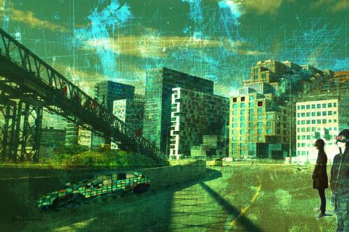 City Gazing
