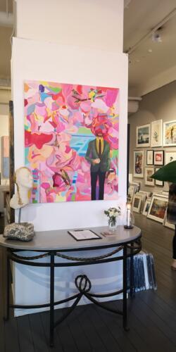 Art Exhibition at Gallery Nobel in Oslo
